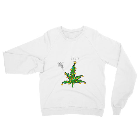 Christmas Litty - raglan sweater