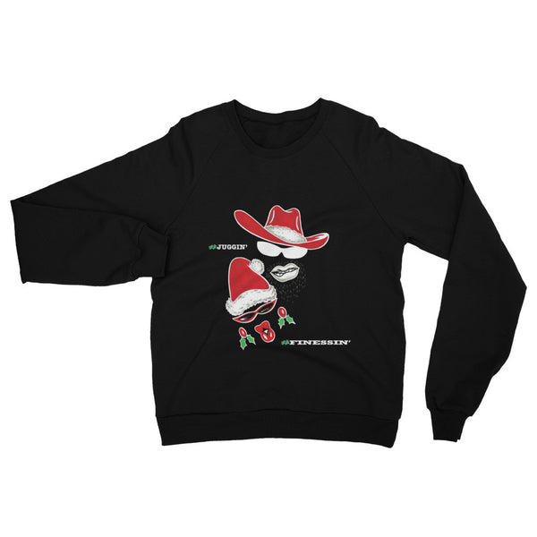 Juggin' & Finessin' – raglan sweater