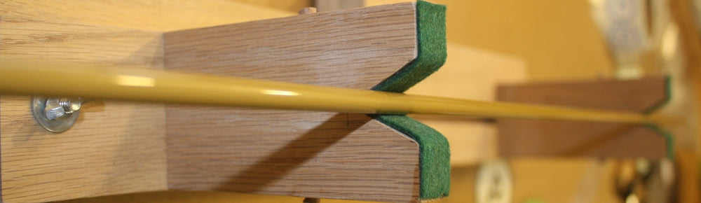 Fiberglass Fly Rod Blanks