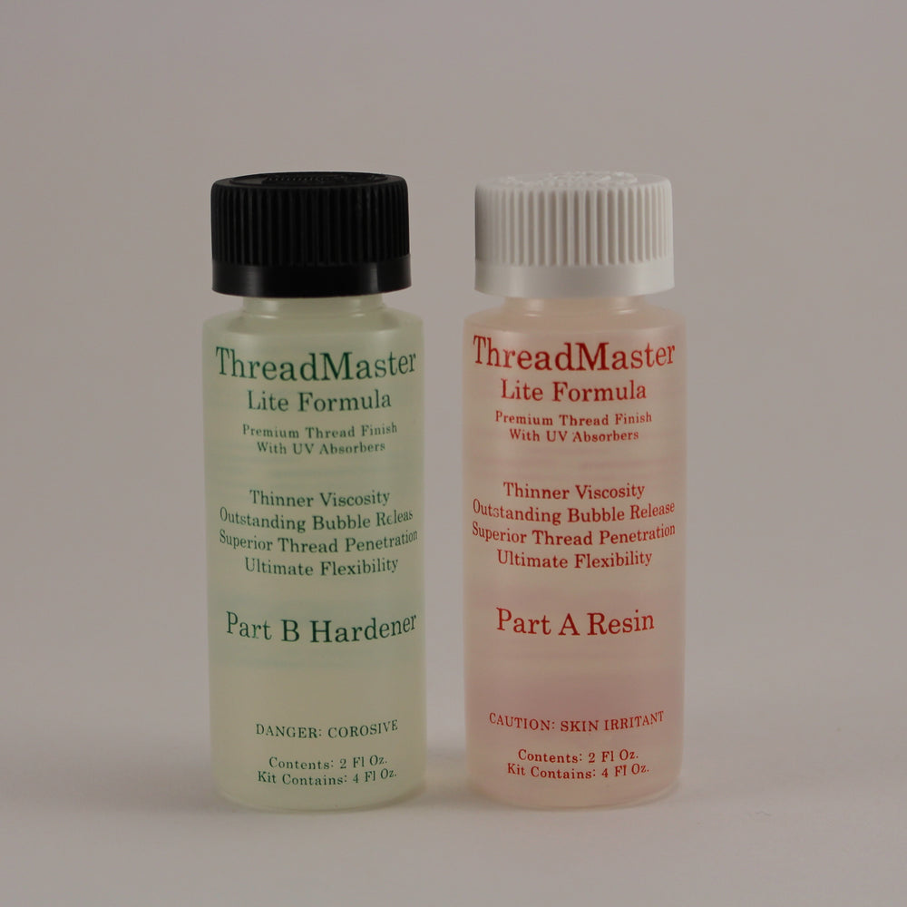 ThreadMaster Lite Wrap Finish (4oz. kit)
