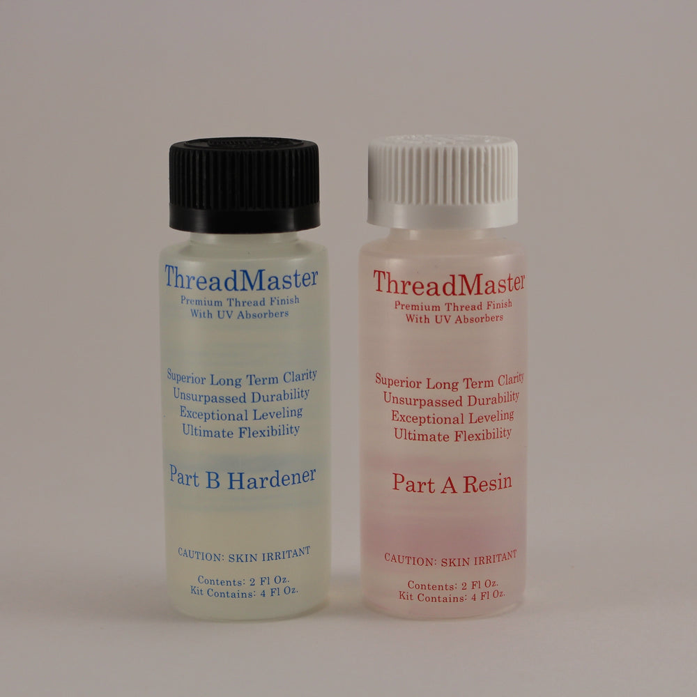 ThreadMaster Wrap Finish (4oz. kit)