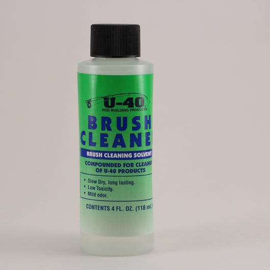 U-40 Brush Cleaner