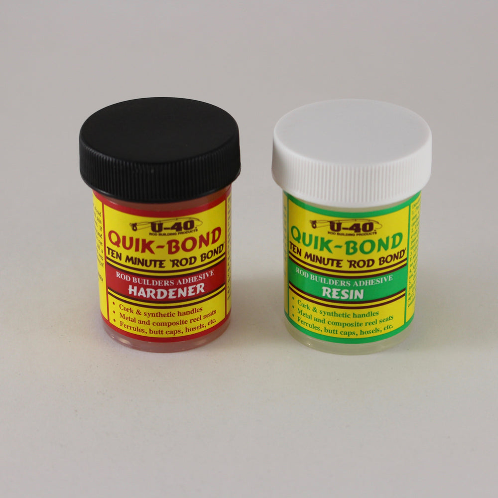 Quik-Bond ten minute epoxy gel (2oz. kit)