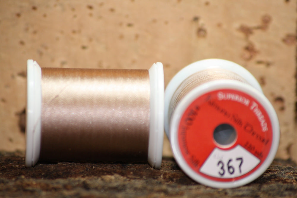 Kimono silk thread #367 Meiji - Proof Fly Fishing