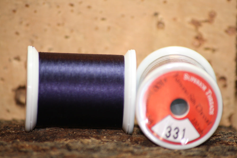 Kimono silk thread #331 Samurai - Proof Fly Fishing