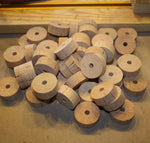 "Flor Grade 1/2"" Rings (100 count)"