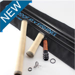 11'' 2/3wt. (four piece) carbon fiber trout spey rod kit