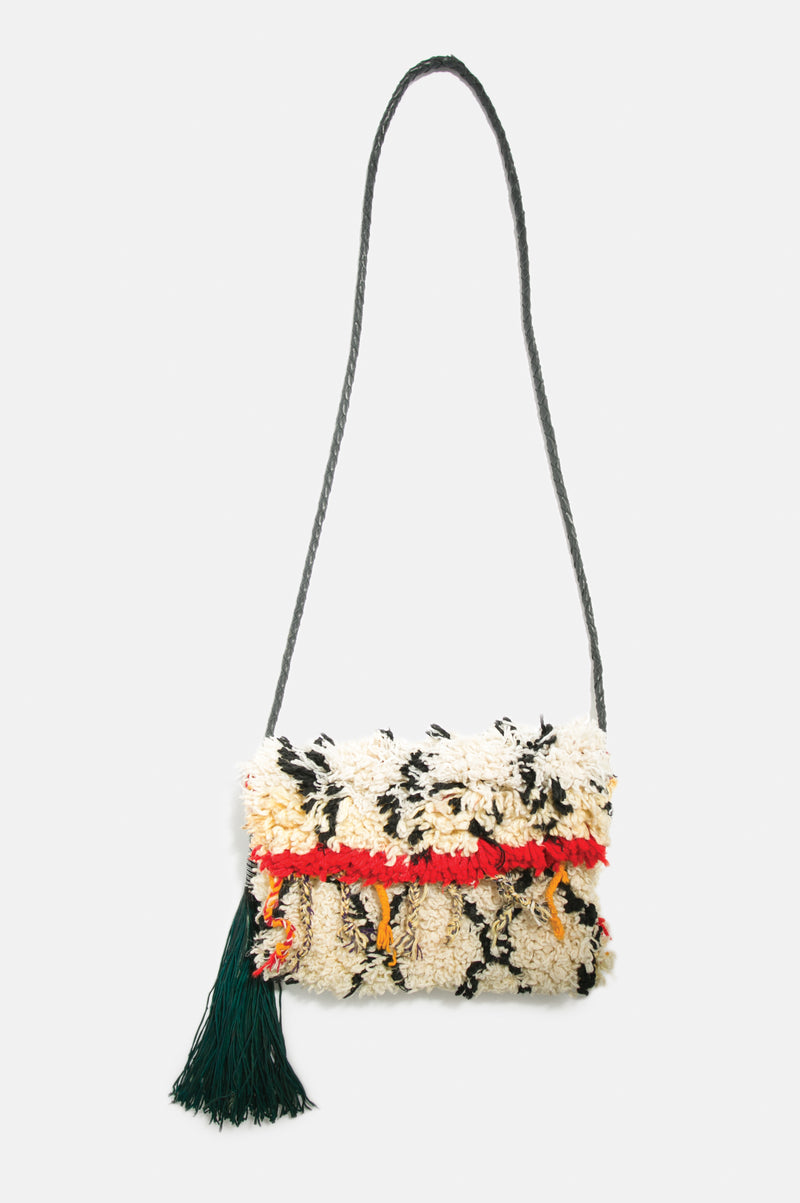 rəˈzôrt/ Boho Shoulder Bag