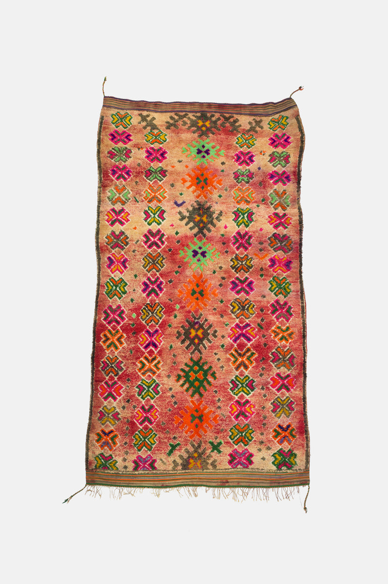 Vintage Moroccan Ait Youssi Rug RUGM35