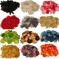 2000pcs. Bulk Wholesale Lot of Flower Petals