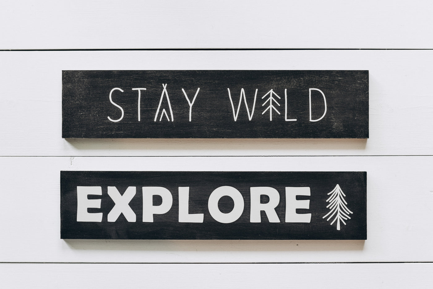How-to Make Wood Signs with Sayings