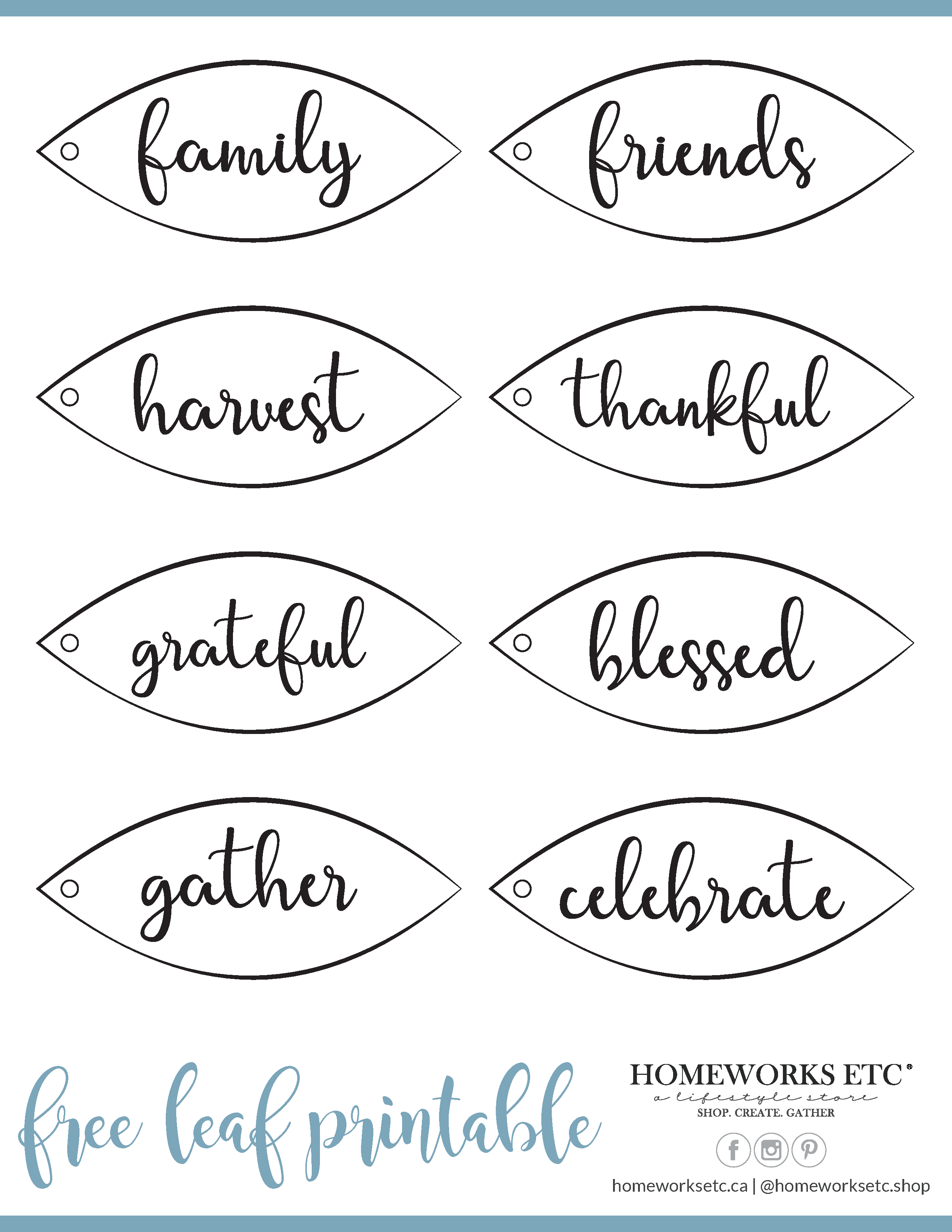 How to DIY a simple Thanksgiving gift - Homeworks Etc.