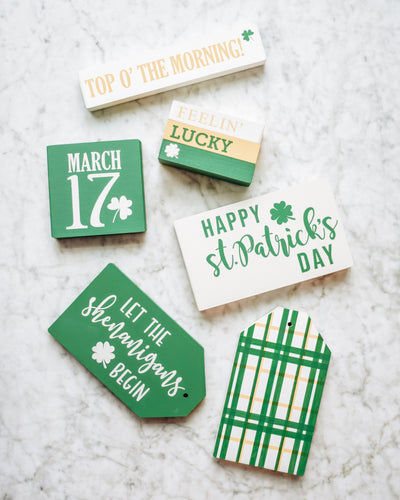 St. Patrick's Day DIY Kits