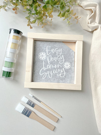 Lemon Theme DIY Kits