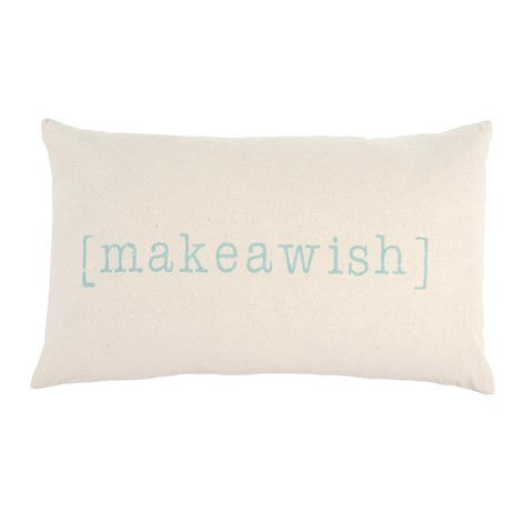 Make A Wish Cushion - Homeworks Etc ®