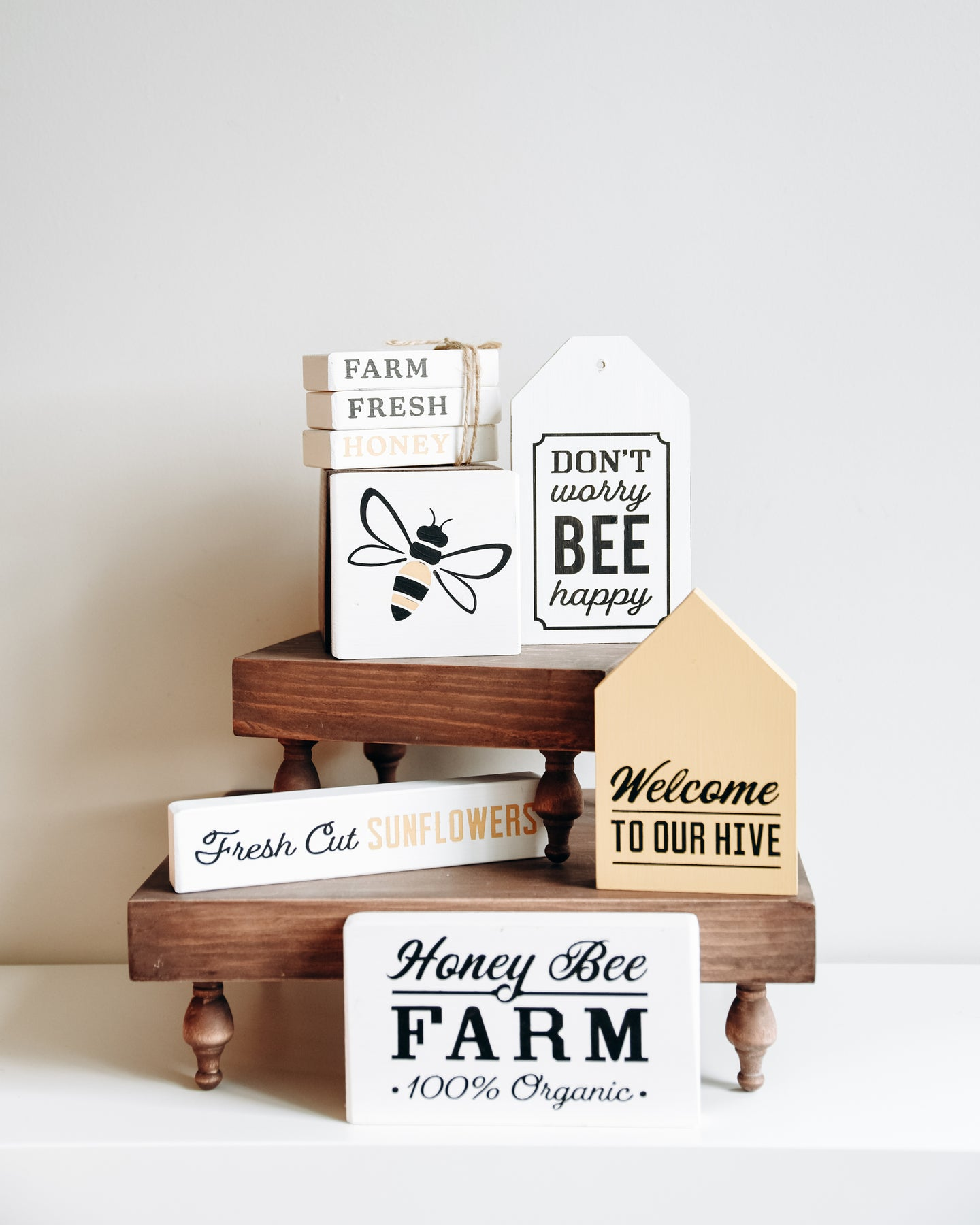 Welcome to our hive Tier Tray