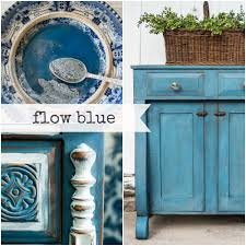 Flow Blue| MMS Milk Paint - Homeworks Etc ®