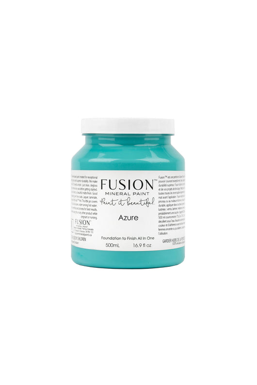 Fusion Mineral Paint Azure Shop Online Canada And Us