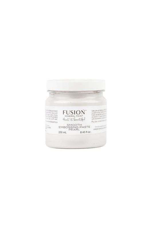 Fusion Embossing Paste PEARL - Homeworks Etc ®