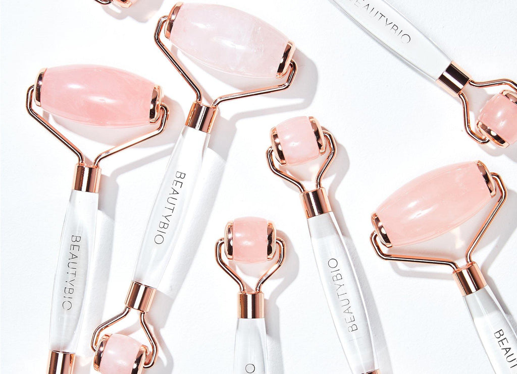 DRAFT How to Use a Rose Quartz Facial Roller