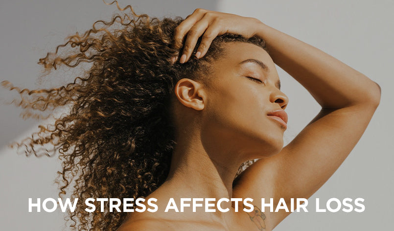 How Stress Affects Hair Loss