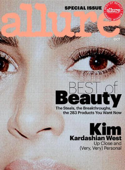 Microneedling Tool in Allure Magazine