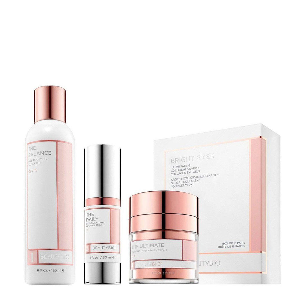 AM Routine Set Sets BeautyBio