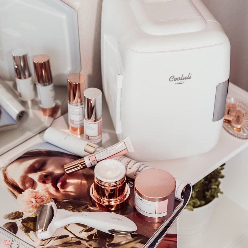 "Limited Edition ""Emilia"" Fridge Sets BeautyBio"