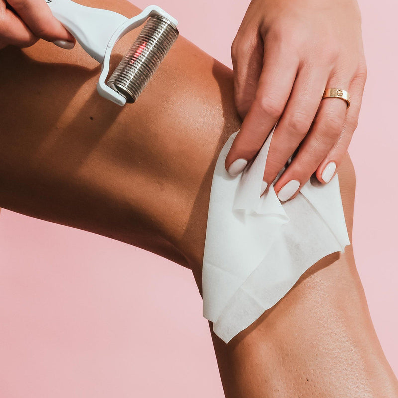 Exfoliating Body Wipes - BeautyBio Skincare Products