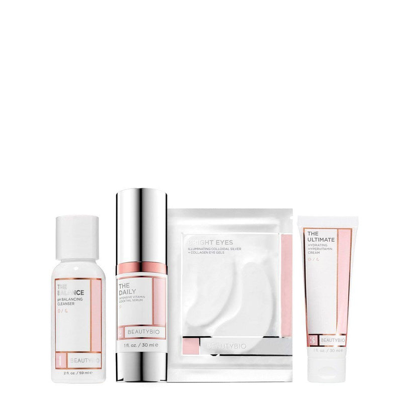 The Daily Essentials Set Sets BeautyBio