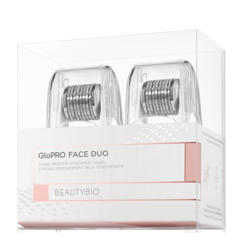 GloPRO® FACE MicroTip Attachment Duo GloPRO BeautyBio