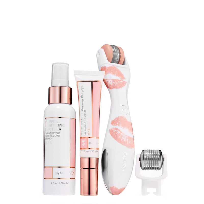 GloPRO® Bigger Kisses Set - BeautyBio Skincare Products