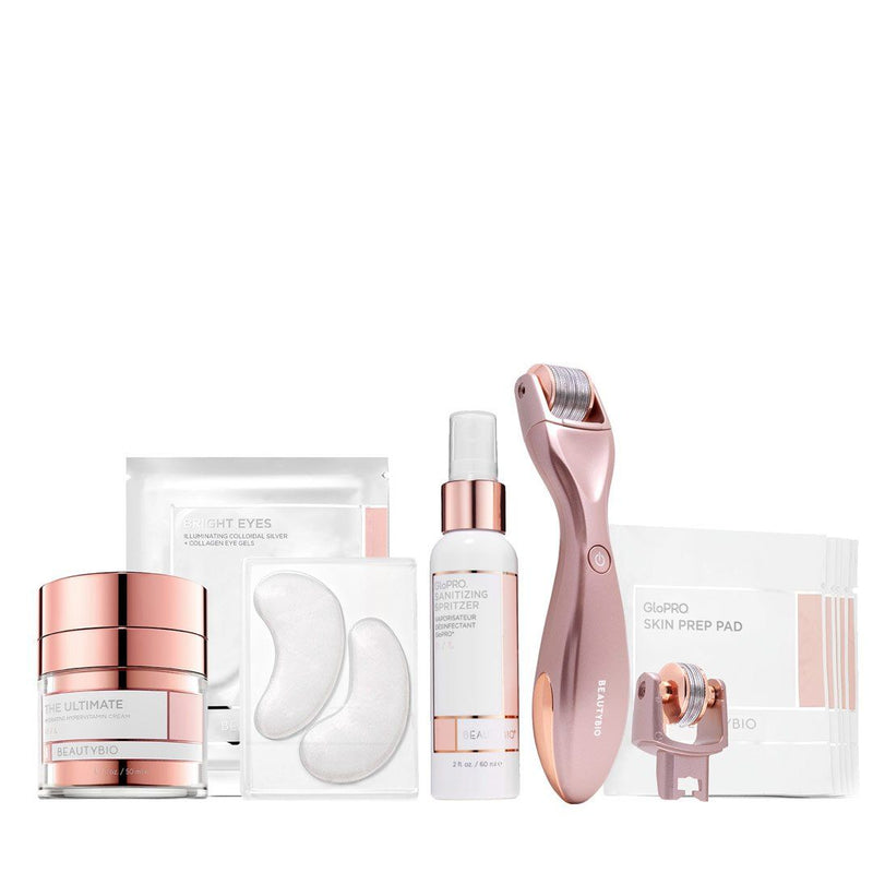 Instant Glow Facial Sets BeautyBio