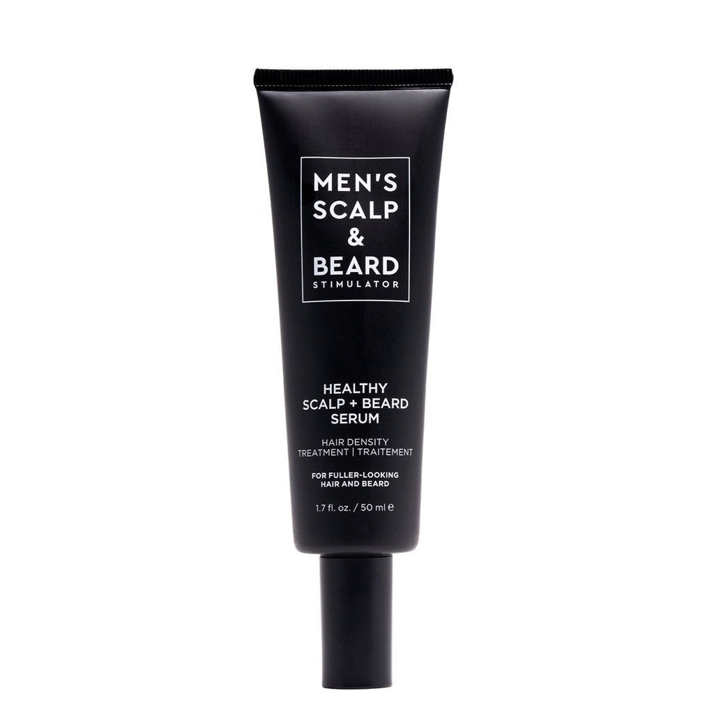 Men's Scalp & Beard Stimulator Serum Haircare BeautyBio