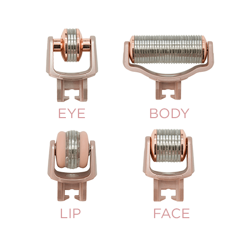 MEET THE ROSE GOLD MicroTips™