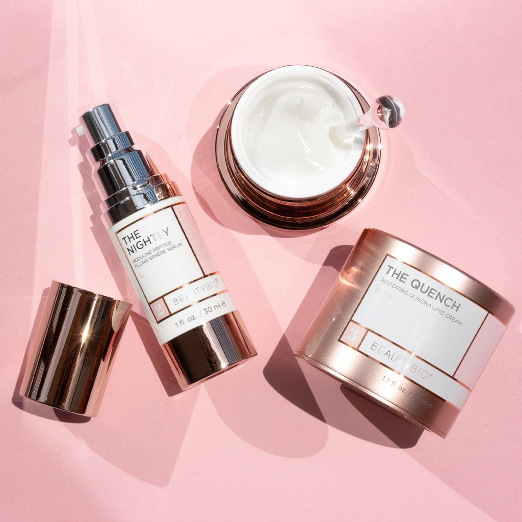 PM Serum + Cream Bundle Skincare BeautyBio