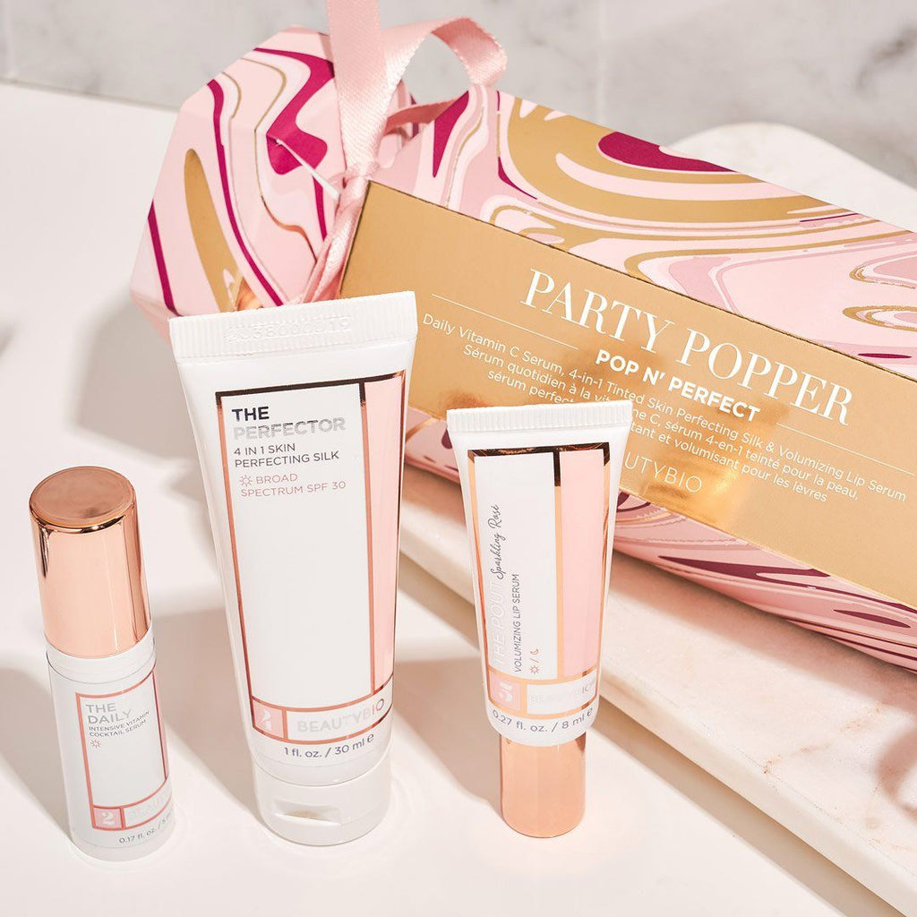 Pop N' Perfect Skincare BeautyBio