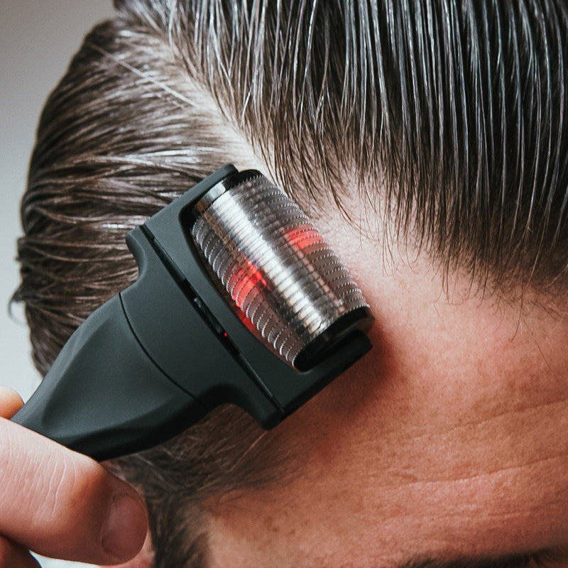 Men's Scalp Hair Regrowth Treatment