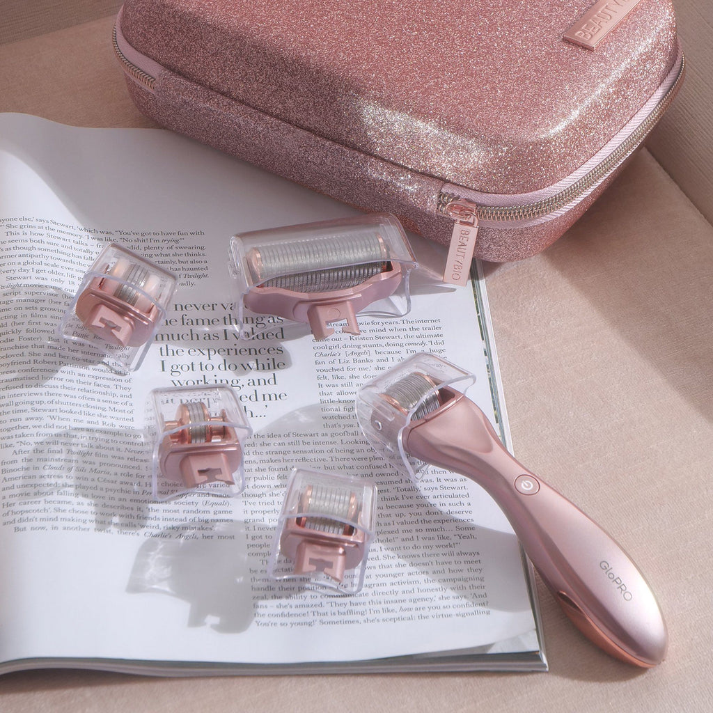 Limited Edition Rose Gold GloPRO® Set GloPRO BeautyBio