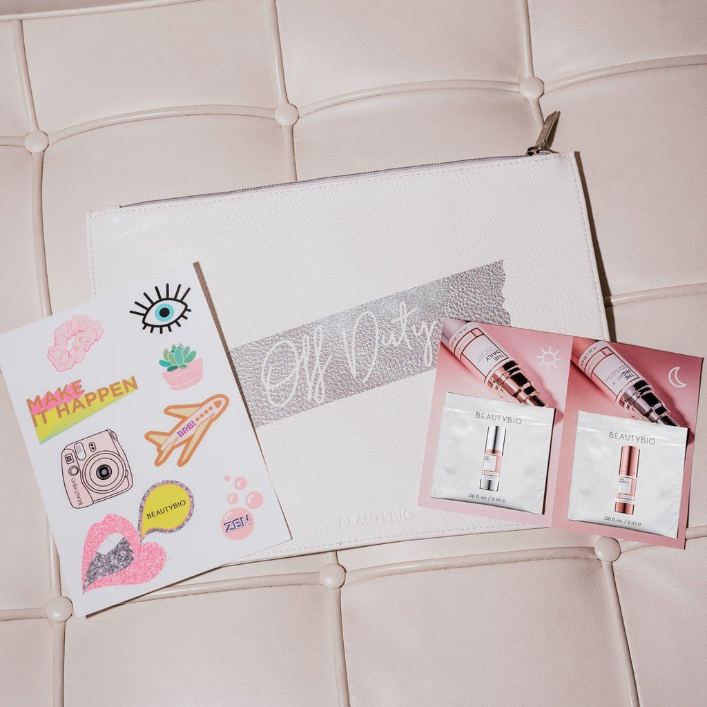 Free ZenBubble Anniversary Party Favor GWP BeautyBio