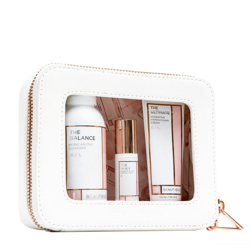 The Mini Starter Set - BeautyBio Skincare Products
