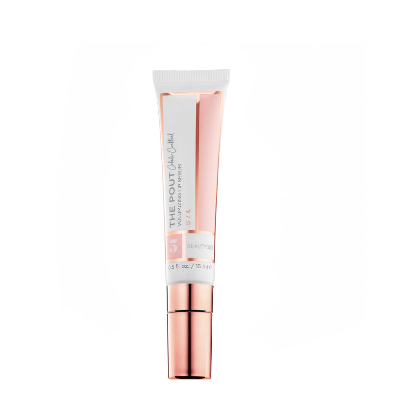 The Pout Colada Cocktail Hyaluronic Acid Collagen Plumping Lip Serum Holiday Limited Edition Sets BeautyBio