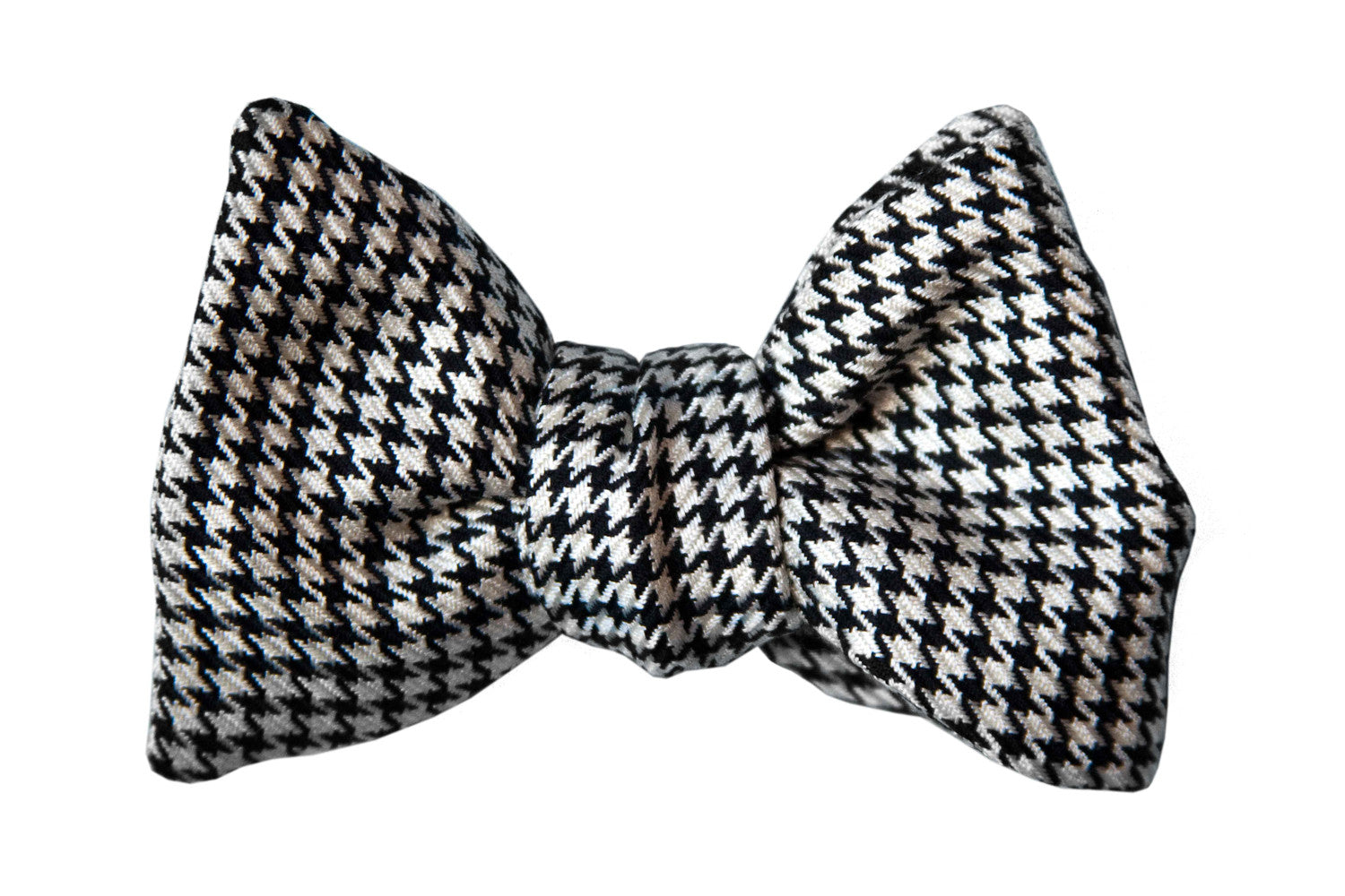 Black/White Houndstooth