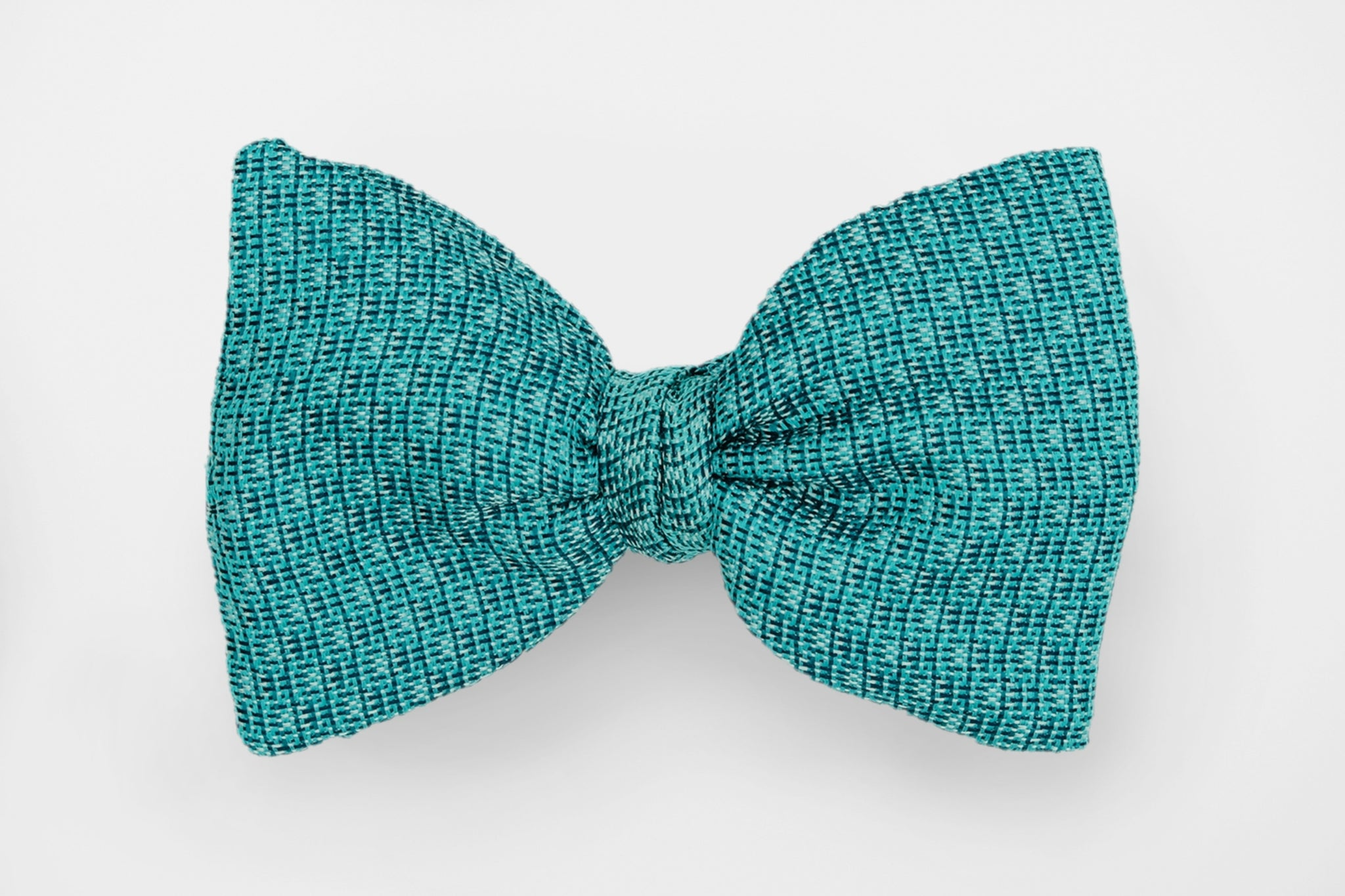 Teal Textured Woven