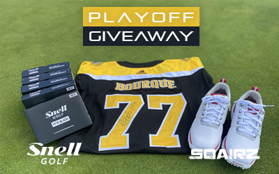Snell X Sqairz Playoff Giveaway!! Extended to 9/13!