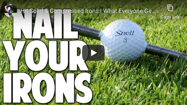 Compress those Irons!!