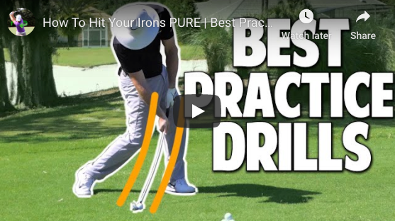Hit those Irons Pure!!!