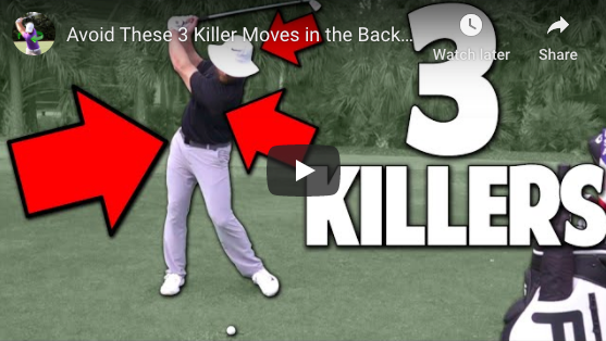 Moves to Avoid on the Backswing by Clay Ballard
