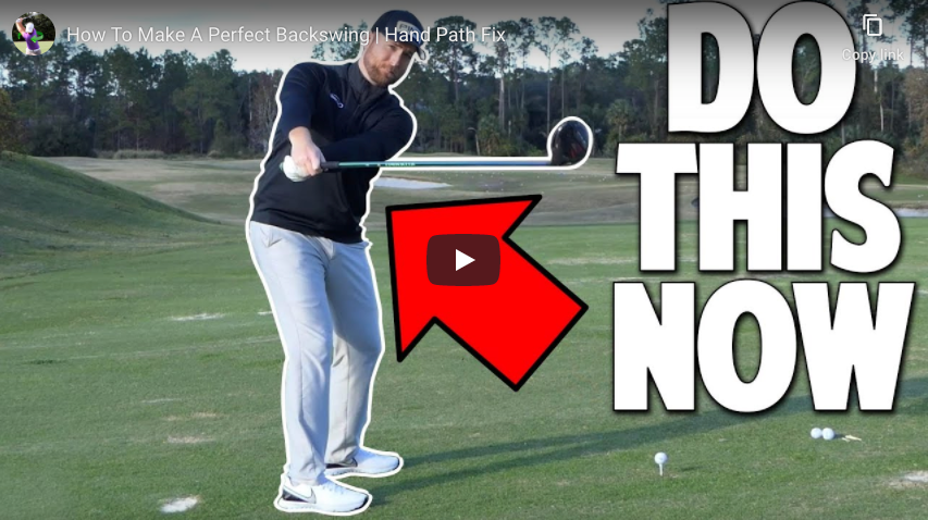 Improve your Backswing to fix your downswing?