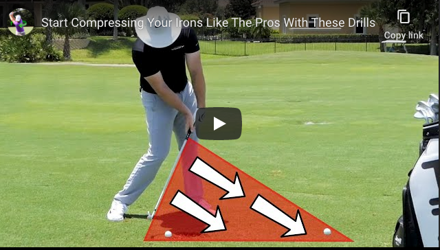 Strike Your Irons Like a Pro!!
